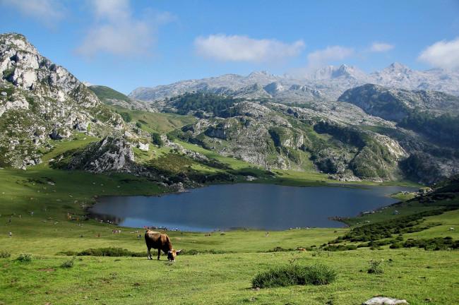 2. Parque Nacional de los Picos de Europa (Asturias - Cantabria - León)