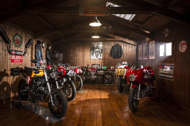 Un museo Ducati en el valle de Benasque