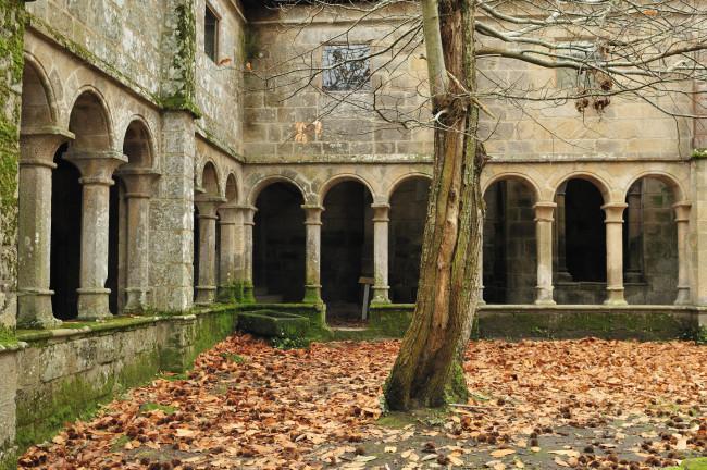 Monasterios medievales
