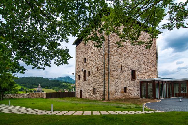 Torre de Zumeltzegi (Guipúzcoa)