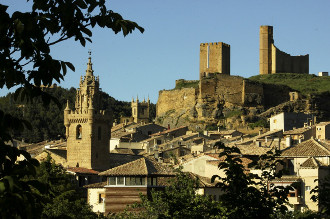 Pueblos medievales del Prepirineo