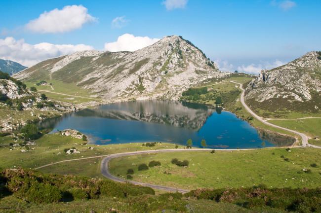 Qué ver en Asturias - Lagos Covadonga