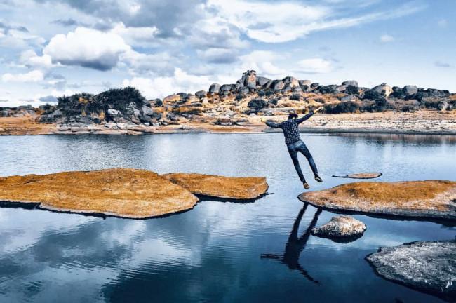 Monumento Natural los Barruecos (Cáceres)