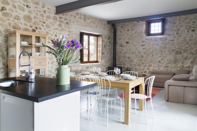 A Casa de Laura (Aldeasoña, Segovia)