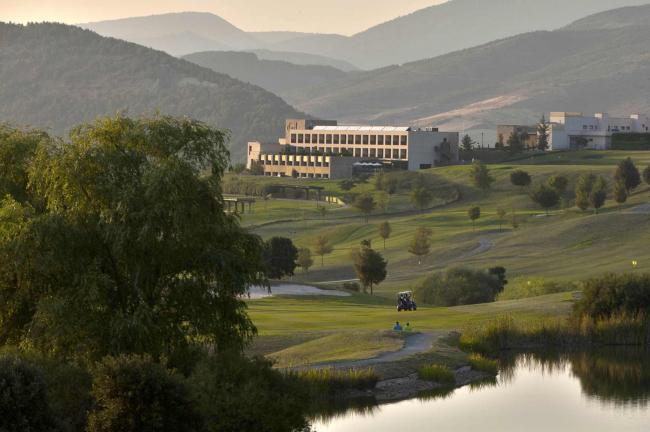 Rusticae Castillo de Gorraiz hotel con golf Pamplona