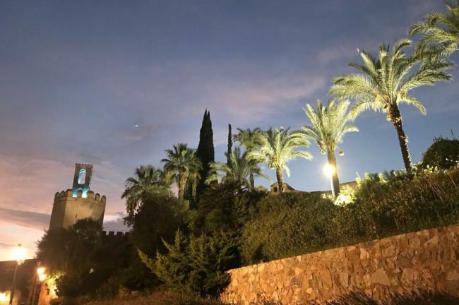 Jardines de la Galera (Badajoz)