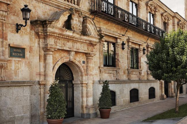 Hotel Rector - Estación de tren de Salamanca