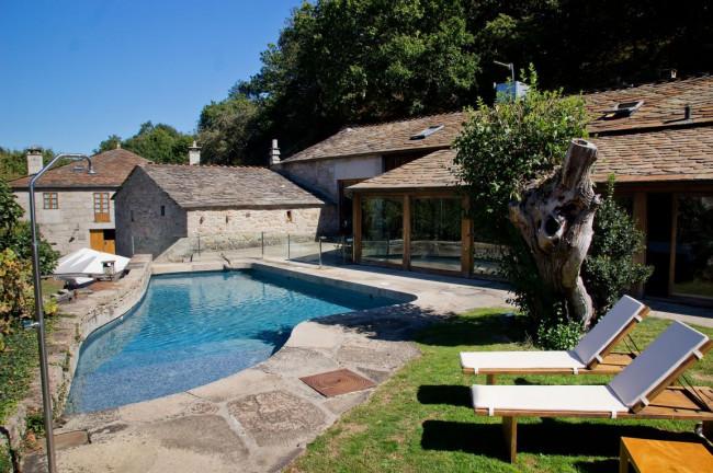 Fervenza Casa Grande & Restaurante (Lugo)