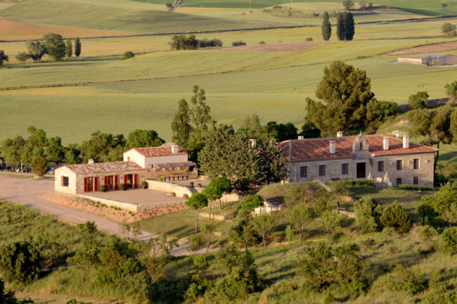 Camino de Santiago by Palencia
