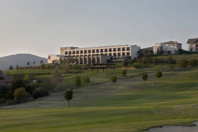 Hotel Castillo de Gorraiz Golf&Spa (Gorraiz-Navarre)