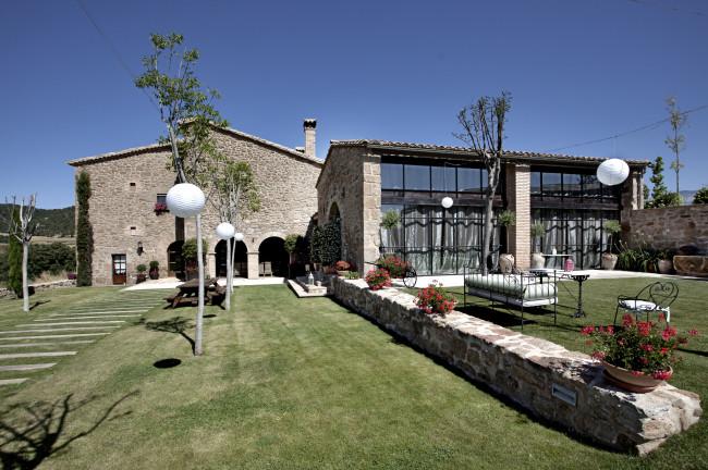 Casa Cirera d'Avall (Lladurs, Lleida)