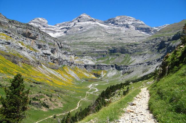 3. Parque Nacional de Ordesa y Monte Perdido (Huesca)