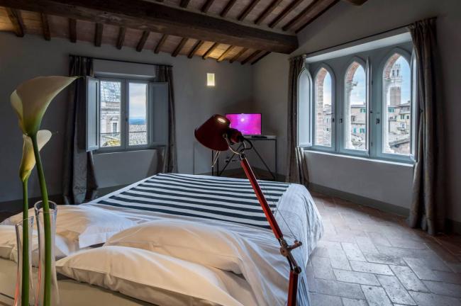 Hotel Palazzetto Rosso (Siena - Italia)