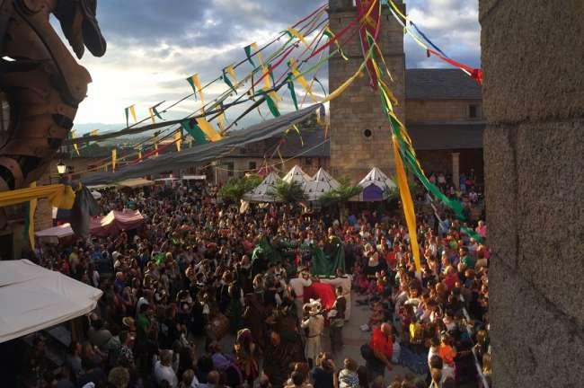 El 15 de Agosto, hay Mercado Medieval