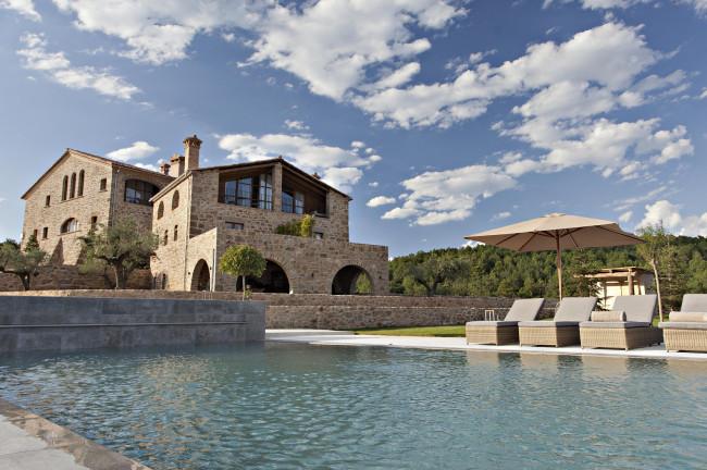 La Vella Farga, un lujo en la comarca del Solsonés