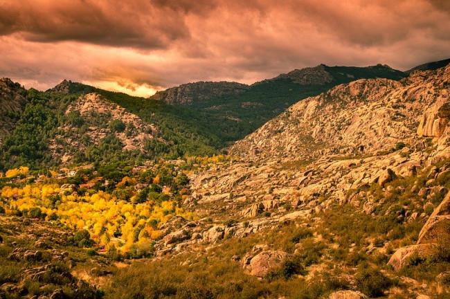 5. Parque Nacional de la Sierra de Guadarrama (Madrid - Segovia)