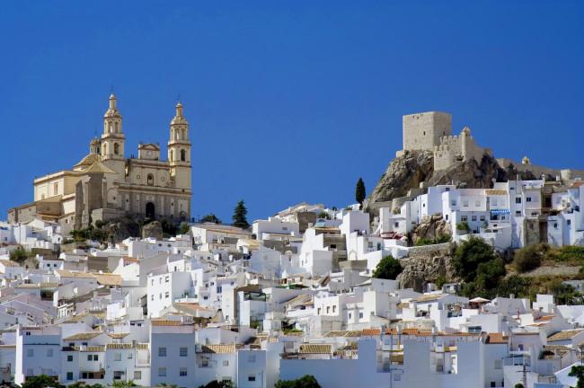 Ruta por los Pueblos Blancos de Andalucía (Cádiz y Málaga)
