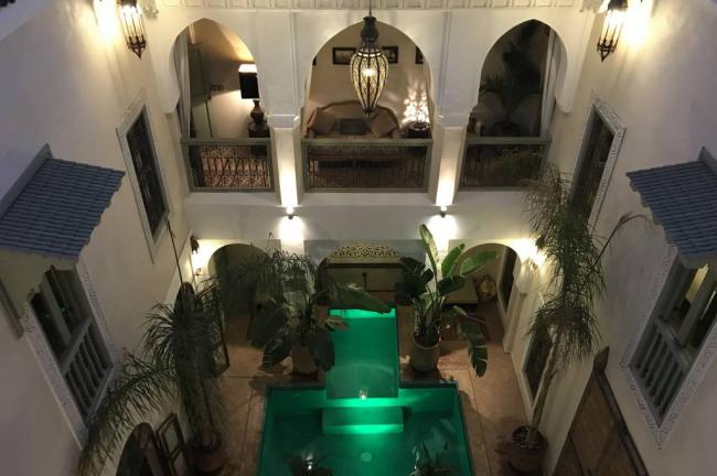 Riad Palacio de las Especias (Marrakech - Marruecos)