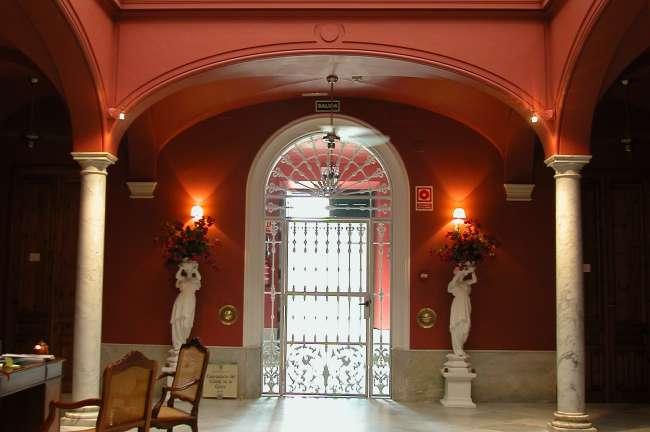 Hotel Casa Palacio Conde de la Corte (Barajoz)