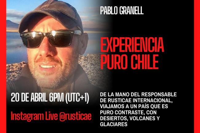 Tardes Rusticae: Experiencia Puro Chile