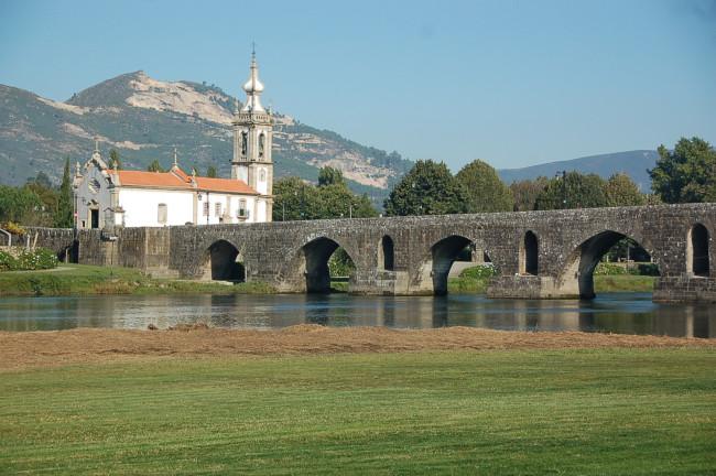 From Porto to Ponte de Lima