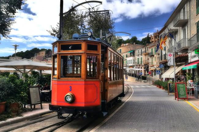 Soler tranvía Qué hacer en Mallorca