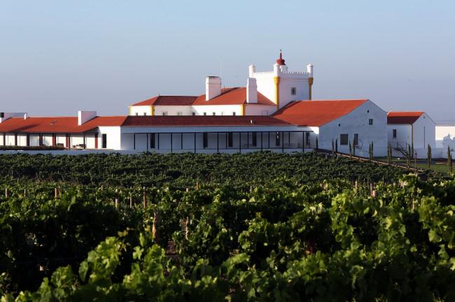 Rusticae Torre de Palma hotel con encanto y viñedo en Alentejo