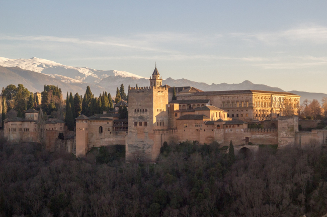 DAY 4: FINALLY THE ALHAMBRA