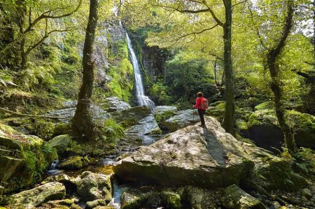 THE WATERFALLS OF ONETA: MAGIC IN NATURE.