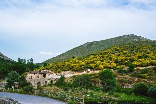 Turismo activo en Gredos