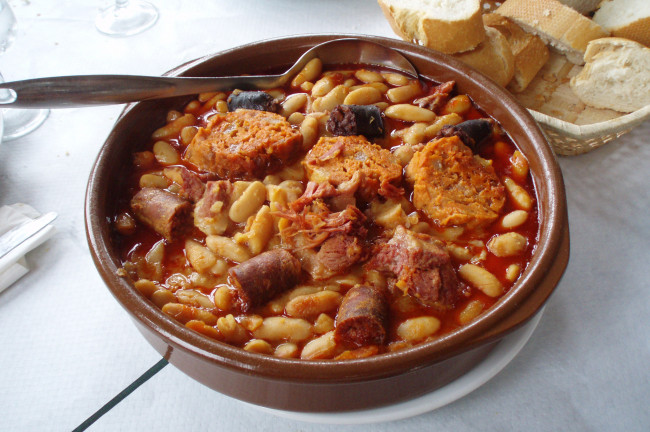 <strong>Las Médulas del Bierzo León gastronomia</strong>