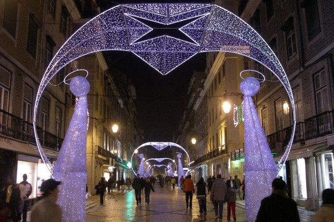 <strong>Navidad en Lisboa</strong>