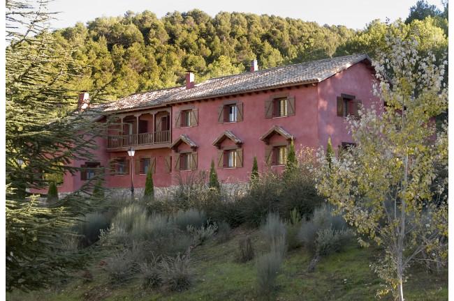Hotel Casita de Cabrejas (Cuenca)