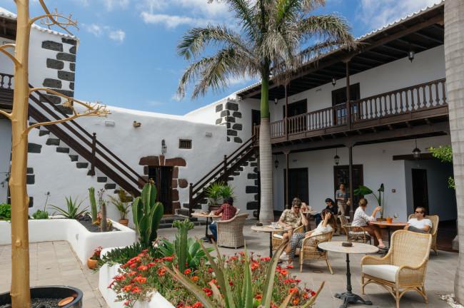 Hotel Boutique Palacio Ico (Lanzarote)