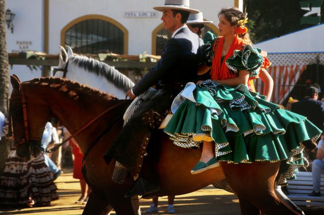 FERIA DEL CABALLO (JEREZ)