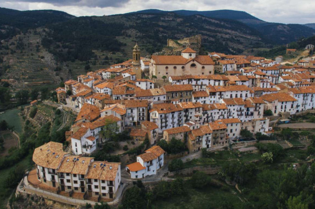 Hoteles en Albarracín Hotel Rural Casa Palacio