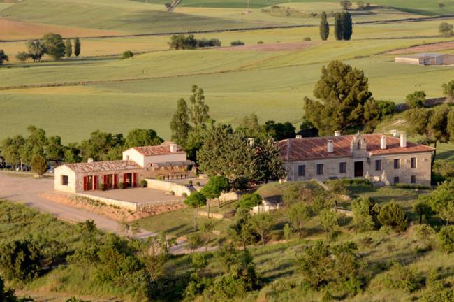 Finca El Cercado (Baltanás, Palencia)