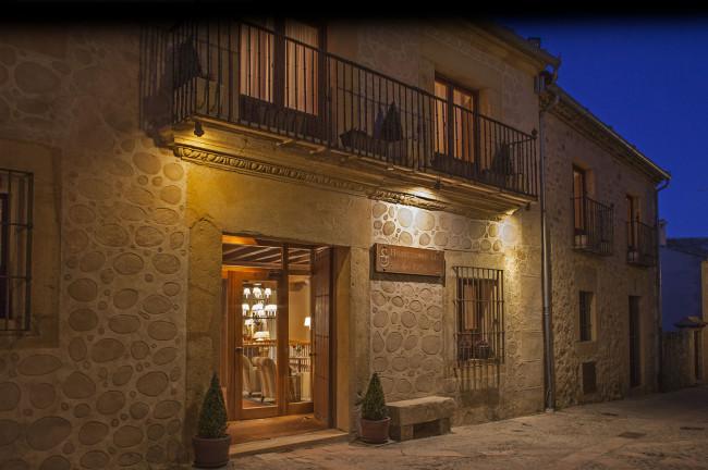 donde dormir en Pedraza, Hoteles Rusticae