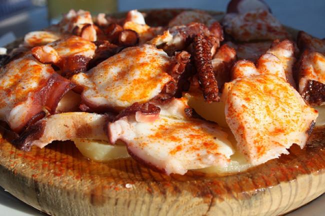 10. Gastronomía gallega