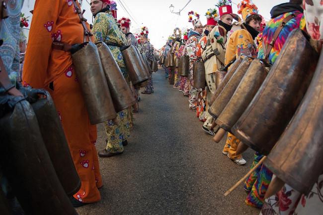 La Endiablada de Almonacid y otras fiestas