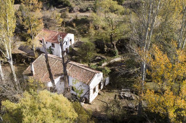 Casa de Alquiler Completo Molino del Feo (Segovia)