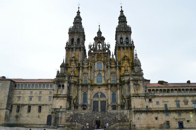 1. Santiago de Compostela