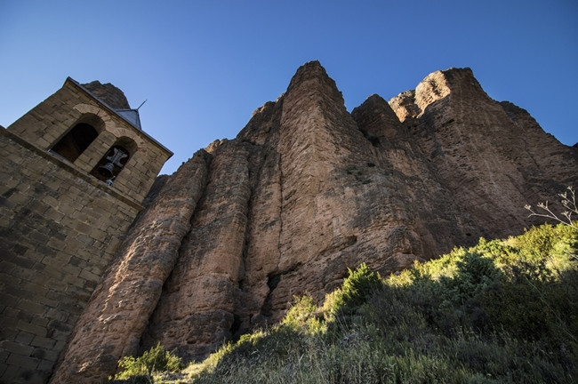 DAY 7 FRIDAY. MALLOS DE RIGLOS NATURAL MONUMENT