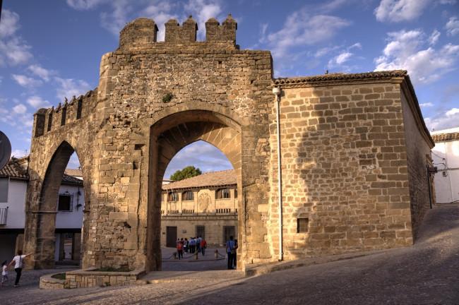 Plaza del Pópulo (Baeza)