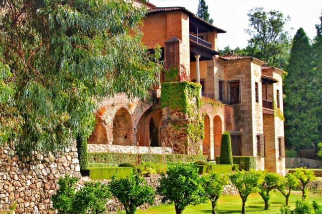 Monasterio de Yuste (Cuacos de Yuste, Cáceres)