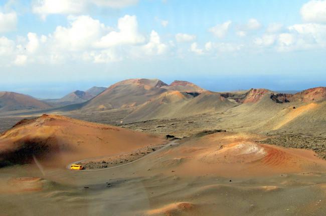 13. Parque Nacional de Timanfaya (Lanzarote)