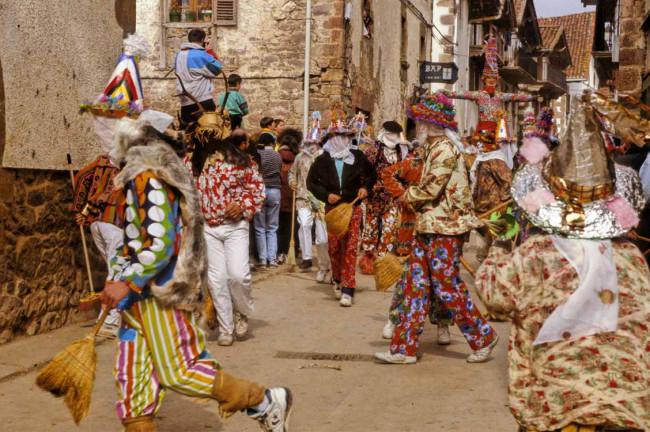 Carnival of Lantz (Navarra)
