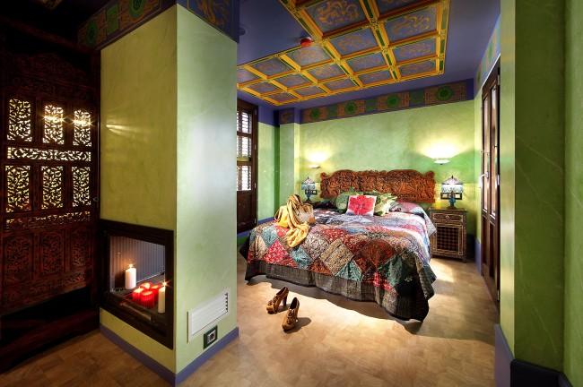 Casa Palacete: Visitar Granada nunca viene mal