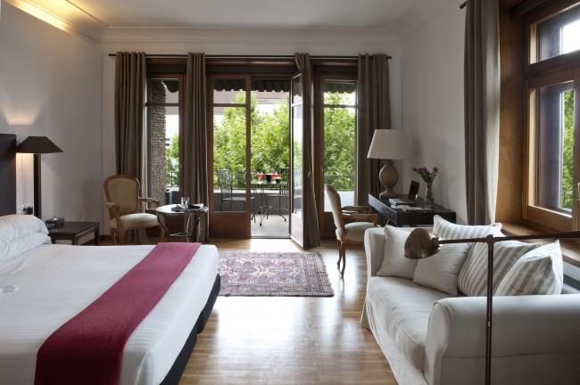Rusticae Primero Primera hotel boutique en Barcelona