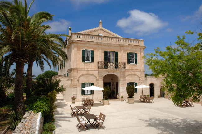 Hotel Alcaufar Vell (Menorca)